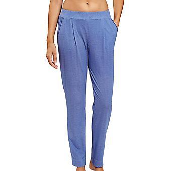 R-sch 1203250-12560 Pantalones de pijama azul mínimo puro