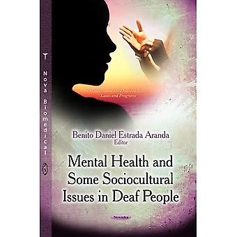 MENTAL HEALTH SOME SOCIOCULT (Disability and the Disabled-Issues, Laws and Programs - Psychology Research Progress)