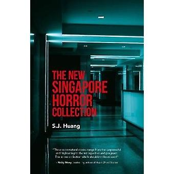 New Singapore Horror Collection by SJ Huang