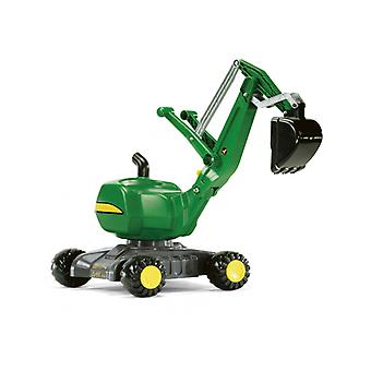 John Deere Mobile 360 Degree Excavator - Rolly