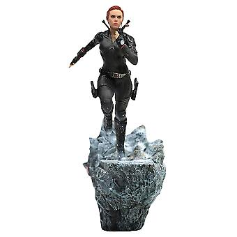 Avengers 4 Endgame Black Widow 1:10 Scale Statue