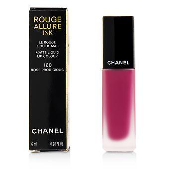 Rouge allure ink matte liquid lip colour   # 160 rose prodigious 6ml/0.2oz