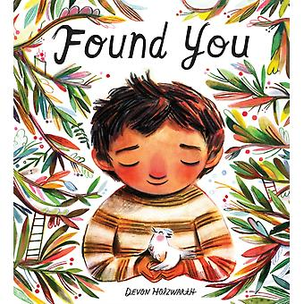 Found You HB par Devon Holzwarth