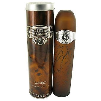 Kuba Magnum schwarz Eau De Toilette Spray von Fragluxe 4,3 Oz Eau De Toilette Spray