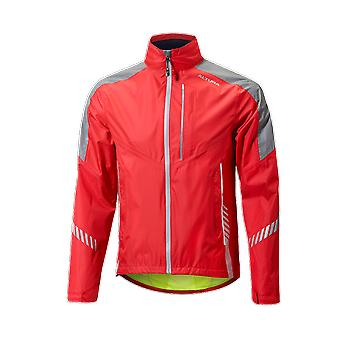 2017 Altura Nightvision 3 Hi-Viz Waterproof Jacket Red