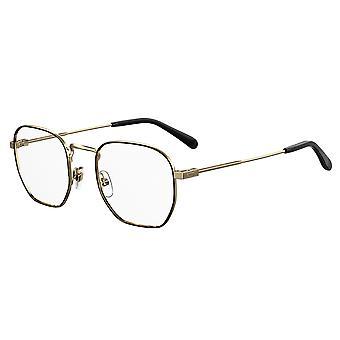 Givenchy GV0115 2M2 Black-Gold Glasses