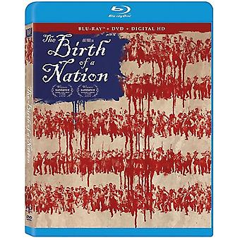 Birth of a Nation [Blu-ray] USA import