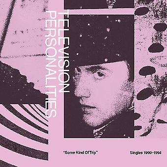 Some Kind Of Trip (Singles 1990-1994) [CD] USA import