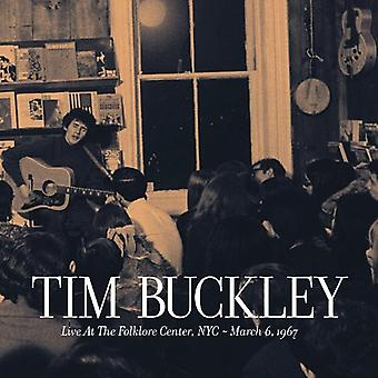 Tim Buckley - Live at the Folklore Center Nyc-March 6 1967 [CD] USA import