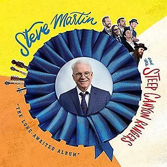 Martin, Steve / Steep Canyon Rangers - Long-Awaited Album [CD] USA import