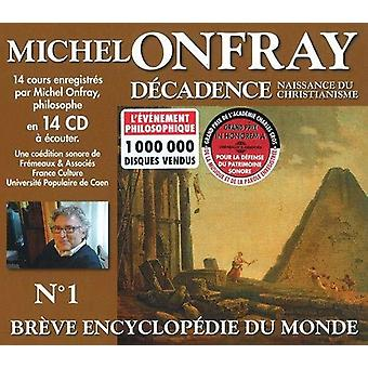Decadence 1 [CD] USA import