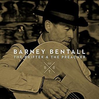 Bentall*Barney - Drifter & the Preacher [CD] Usa import