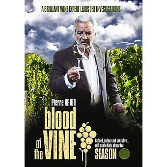 Blood of the Vine: Season 2 [2 Discs] [DVD] USA import