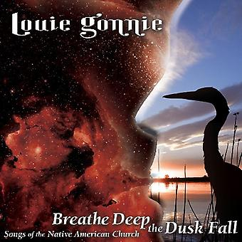 Louie Gonnie - Breathe Deep the Dusk Fall: Songs of the Native Am [CD] USA import
