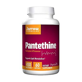 Pantethine 60 softgels