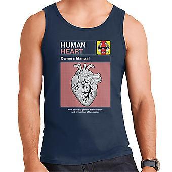 Haynes Human Heart Omistajat Käsikirja Miehet&s Liivi