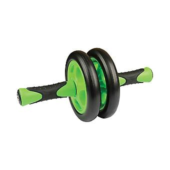 Urban Fitness Duo Ab Wheel Core Stability Abdominal Exerciser Wheel