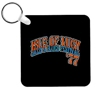 This Is Spinal Tap Isle Of Lucy Jazz And Blues Festival Keyring