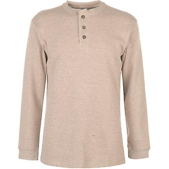 Gelert Thermal Henley Jumper Herr
