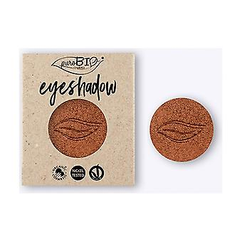 Ecological Eyeshadow Brown Copperfield Brilliant 05 Refill 2,5 g (Maroon)