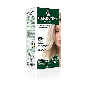 Coloration Platinum Blonde Permanent Gel 10N 150 ml (Platinum Blonde)