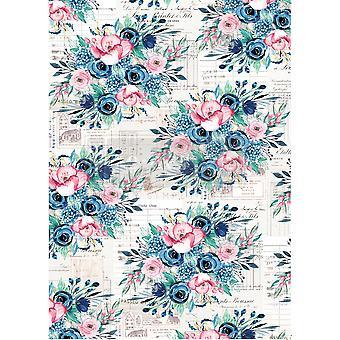 Re-Design met Prima Paulette 19x30 Inch Mulberry Tissue Paper