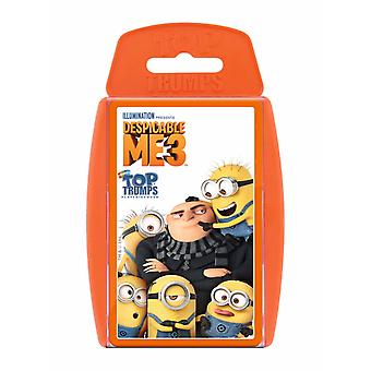 Despicable Me 3 Top Trumps Card Game