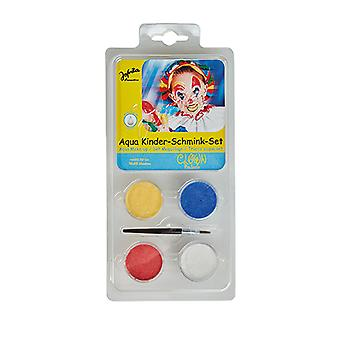 Clown Kit de maquillage Aqua kids
