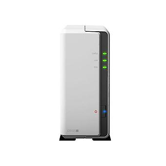 Synology Diskstation Ds120J Diskless 1Xgbe Nas Marvell 800Mhz 2Xusb2