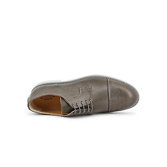 Madrid - Shoes - Lace-up shoes - 605_PELLE_GRIGIO - Men - gray - EU 40