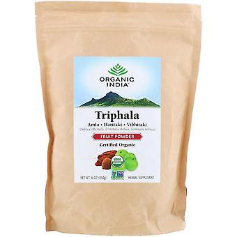 Organic India, Triphala, Fruit Powder, 16 oz (454 g)