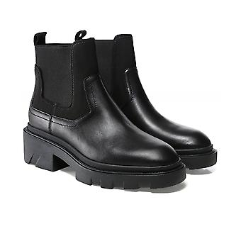 Ash Metro Leather Chelsea Boots