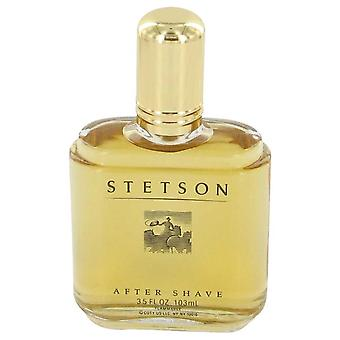 Stetson After Shave (yellow color) By Coty 3.5 oz After Shave