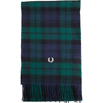 Fred Perry Authentics Blackwatch Scarf
