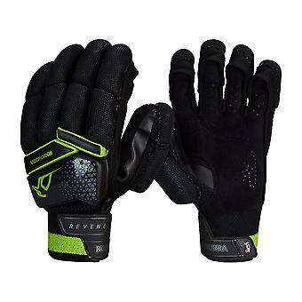 Kookaburra 2019 Revenge Hockey Handguard Glove Protection Black/Green