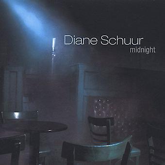 Diane Schuur - import USA de minuit [CD]