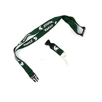 Michigan State Spartans NCAA Lanyard
