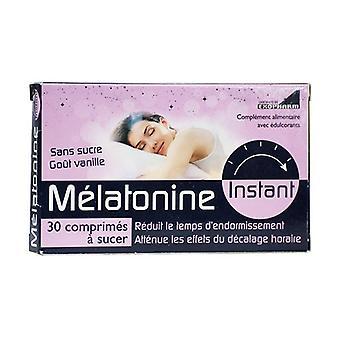 Instant melatonin 30 tablets (Vanilla)