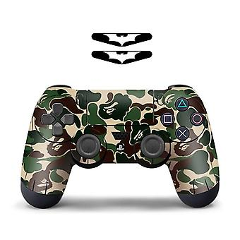 Camouflage Vinyle Skin-sticker Cover Sony-ps4, Controller-skin