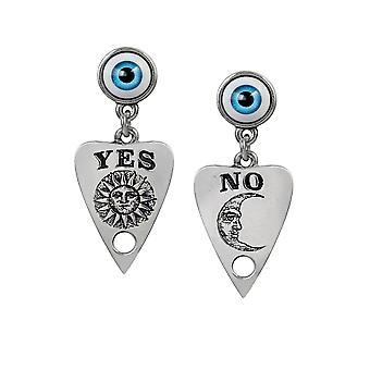 Alchemy Ouija Planchette Earrings