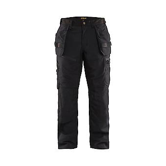 Blaklader x1500 craftsman softshell trousers 1500 - mens (15002517)