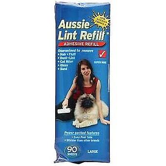 Aussie Lint Roller grote Refill