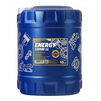 Mannol 10L Energy Combi LL Engine Oil 5W-30 Longlife 3 Acea C3 504/507