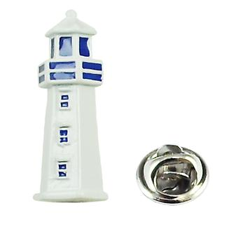 Ties Planet Lighthouse Lapel Pin -merkki