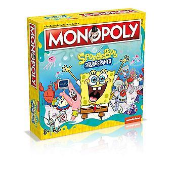 Monopoly Spongebob Squarepants Board Game