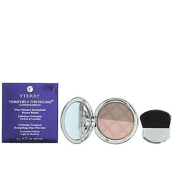 By Terry Terrybly Densiliss Contouring Wrinkle Control Sculpting Duo Powder 6g - 100 Fresh Contrast