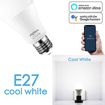 Siri Voice-control 15w Rgb Smart Light Bulb Dimmable E27 B22 Wifi Led Magic Lamp Ac 110v/220v Work With Alexa Google Assistant