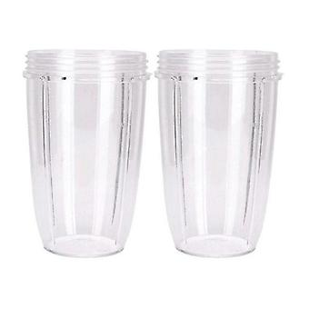 2X Nutribullet Tall Cups 24 Oz Suits All Nutribullet 600 900 Modellen