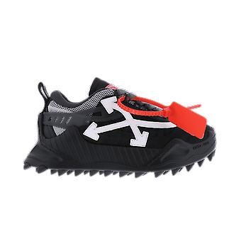 OFF WHITE Odsy- Black OWIA180E20FAB0011001 shoe