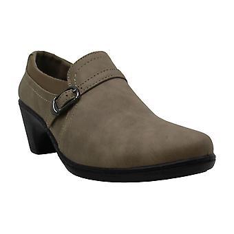Easy شارع نساء أسود Tawny Bootie أغلقت أحذية أزياء الكاحل
